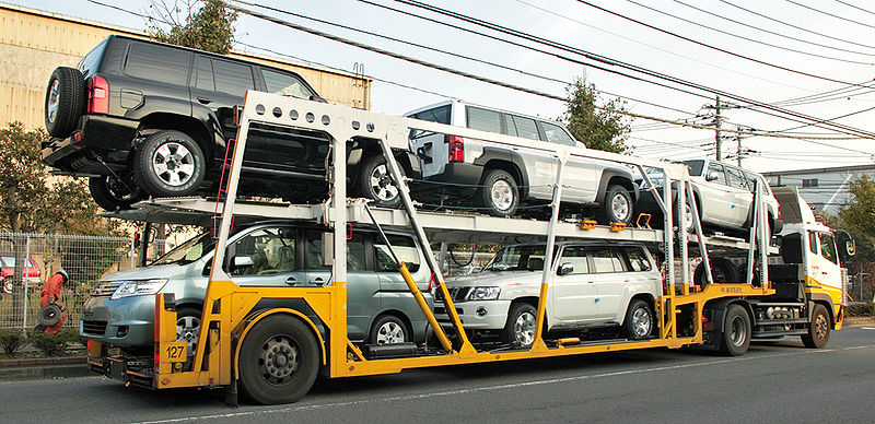 Auto Transport Cross Country