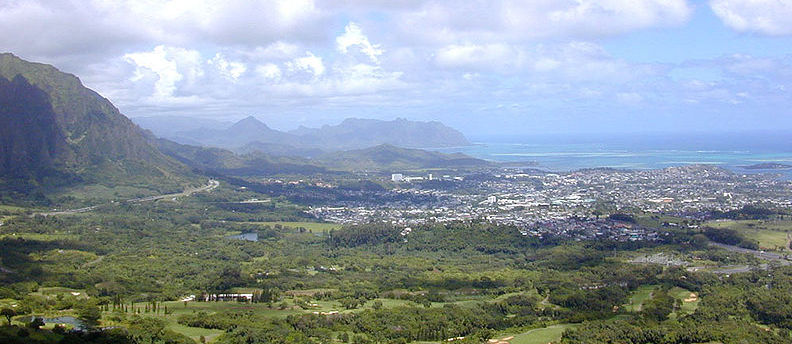 Kaneohe HI Long Distance Moving Company