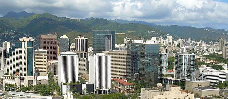 Pearl City, Hawaii Cross Country Moving Company